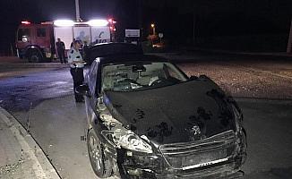 Kocaeli'de Trafik Kazası Meydana Geldi Yaralılar Var