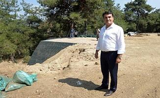 Ovaakça Festival Alanı Dokusuna Uygun Düzenleniyor