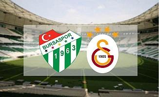Bursaspor Galatasaray Maçı Bilet Satış Programı