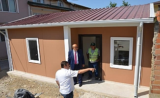 İznik Belediyesi'nden Kırsala Sağlık Evi
