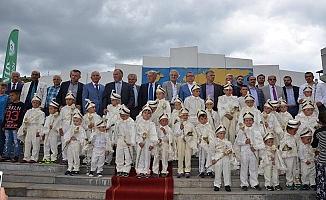 İznik Belediyesi'nden Sırbistan'da Sünnet Şöleni