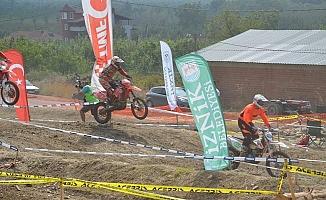 Motokros Yarışlarına Protokol Desteği