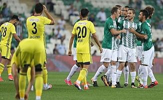 Ziraat Türkiye Kupası - Bursaspor 4–0 Tarsus İdman Yurdu