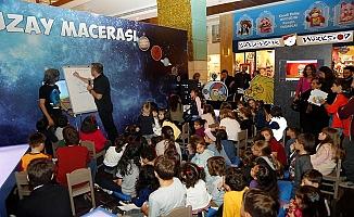 İlk yerli yapım Türk çizgi dizi Başkentli çocuklar ile buluştu