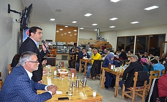 İznik Balgöç Ailesi Tanışma Yemeğinde Biraraya Geldi
