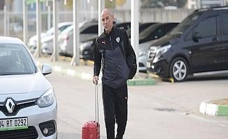 Bursaspor Kasımpaşa Maçı İçin İstanbul'a Hareket Etti