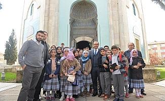 Yıldırım'lı Çocuklar Tarihini Gezerek Öğreniyor