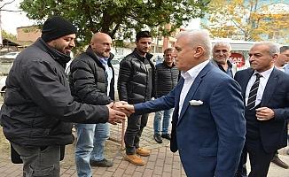 Bozbey: Alaaddinbey'in konut gelişme alanı artmalı
