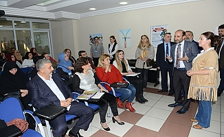 Yıldırım Belediyesi KOSGEB İş Birliğiyle Düzenlediği Girişimcilik Eğitimleri Devam Ediyor