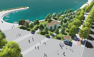 Bursa#039;ya Yeni Sahil Şeridi Geliyor