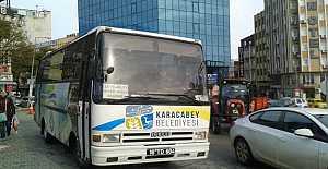 Karacabey'de ulaşım sorunları masaya yatırılıyor