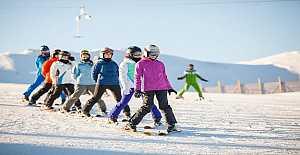 Kış Turizminin Geleceği Çocukların Elinde