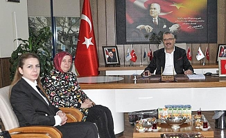 Milletvekili Gözgeç'den Ali Özkan'a Ziyaret