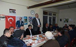 """Ali Özkan: """"Karacabey zengin kaynaklara sahip"""""""