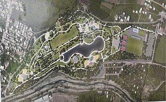 Bursa'da O İlçeye 225 Dönümlük Park Yapılıyor