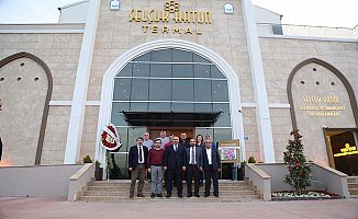 Bursa'ya Yeni Termal Tesis