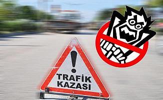 Bursa'da Trafik Kazası: Hafif Ticari Araç Takla Attı