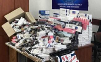Bursa Polisi'nden Sigara Kaçakçılarına Operasyon!