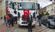 Keles Belediyesinin araç filosu güçlendi