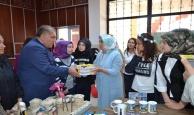 Yenişehir'in tarihi hediyelik eşyalara işlendi