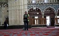 """Selimiye Camisi'nin """"röntgen""""i çekiliyor"""