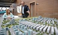 Başkan Edebali Vizyon Projeleri Anlattı