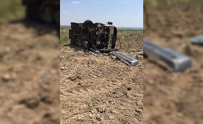 Hayrabolu'da Trafik Kazası Meydana Geldi