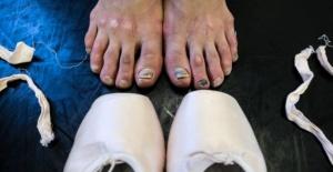 balerin olmanın zorlukları