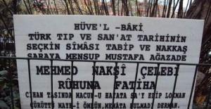 Mehmed Nakşi Çelebi Kabri