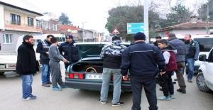 Bursa'da 2 bin polisle narkotik operasyonu
