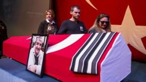 Bülent Kayabaş Cenaze Töreni