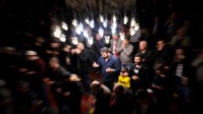 Bursa'da Miraç Kandili