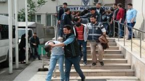 """Bursa'da """"Şafak 16"""" Operasyonu"""