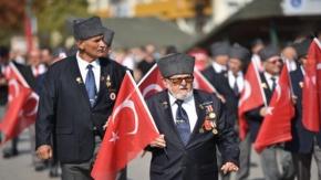Bursa'da Kurtuluş Kutlamaları