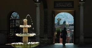 Bursa Emir Sultan Türbesi Külliyesi