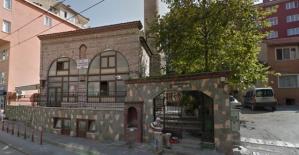 Bursa Hacı Seyfettin Camii