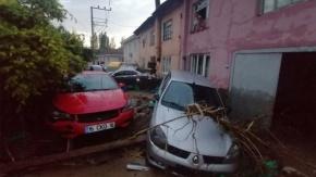 Kestel Dudaklı Mahallesi Sel Felaketi