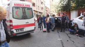 Bursa Orhangazi'deki Trafik Kazası