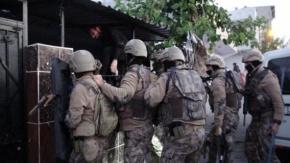 Bursa'da Şafak Operasyonu