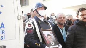 Orhangazi'li Astsubay Abdullah Şimşek Cenaze Töreni