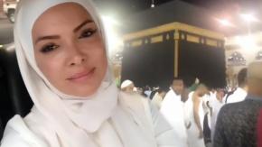 Pınar Eliçe'den Umre Paylaşımları