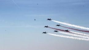 Türk Yıldızları Ölüdeniz Hava Oyunları Gösterisi