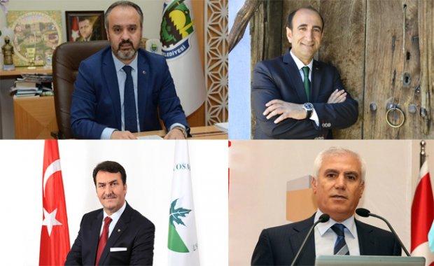 Bursa'nın Hangi Belediye Başkanı Daha Başarılı ?