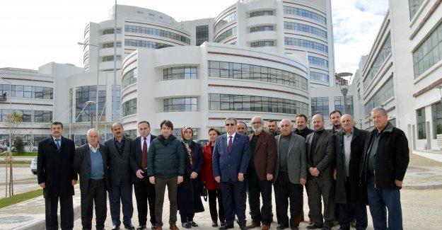 77 yıllık hastane hasreti bitiyor