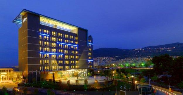 Aloft Hotel Bursa