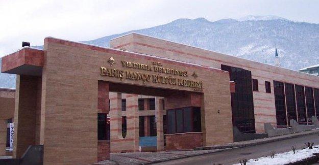 Barış Manço Kültür Merkezi Bursa