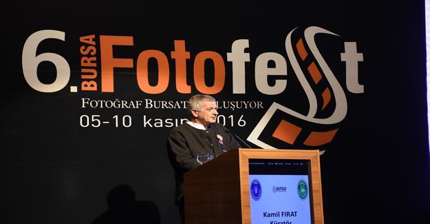 BURSAFOTOFEST'te fotoğraflar ödüllendirildi
