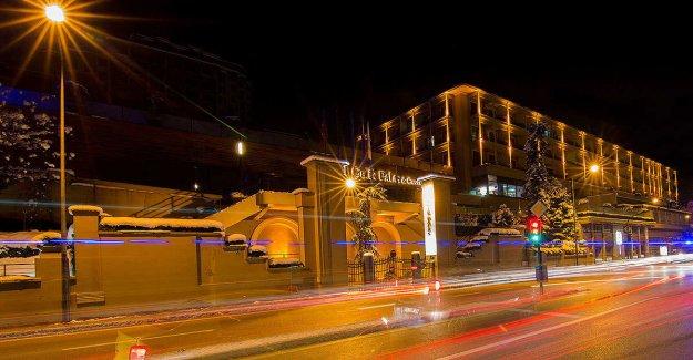 Çelik Palas Hotel Bursa