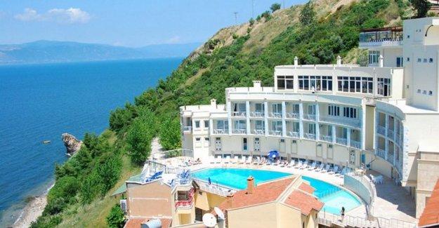 Doğalya Hotel Restaurant Clubs Bursa
