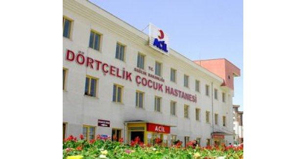 Dörtçelik Çocuk Hastanesi Bursa